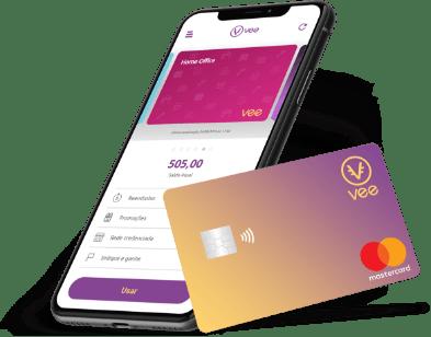 Aplicativo e cartão com benefício vale incentivo premiação
