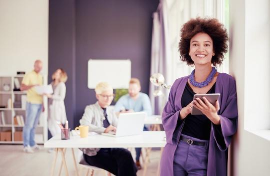 Beneficio employee experience com o time