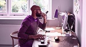 Trabalho Home office: tendências e dicas para melhorar o seu rendimento